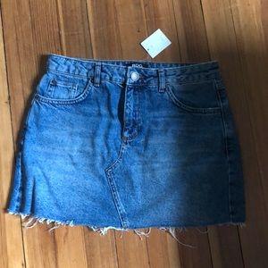 BRAND NEW Urban Outfitters Denim Medi Skirt